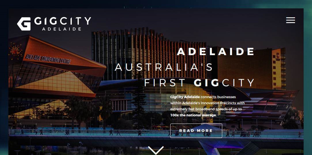 Adelaide turns on gigabit network for businesses