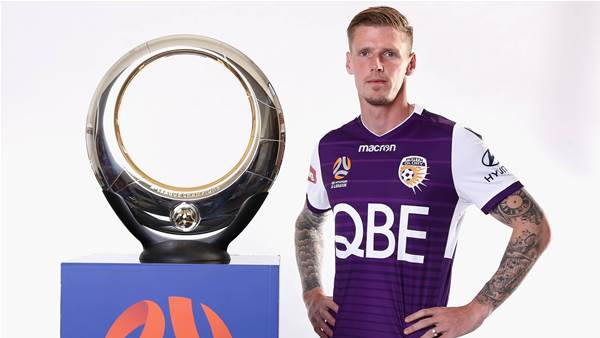 Glory CEO: Perth aiming for A-League and W-League titles