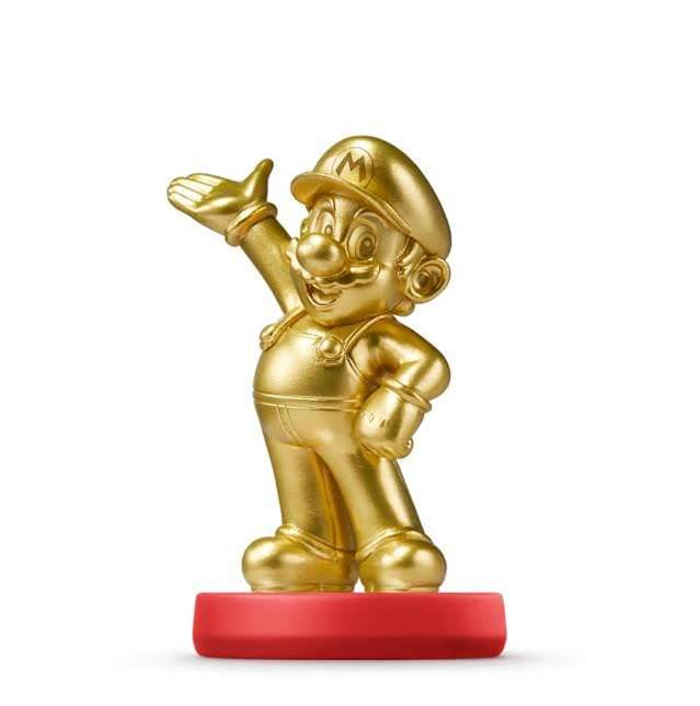 Limited Edition Mario amiibo coming to Aus