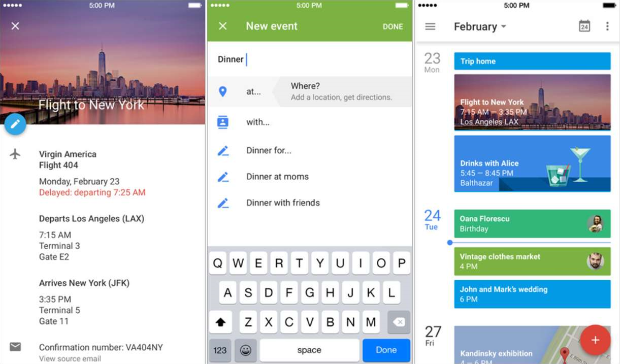 Google Calendar for iPhone released