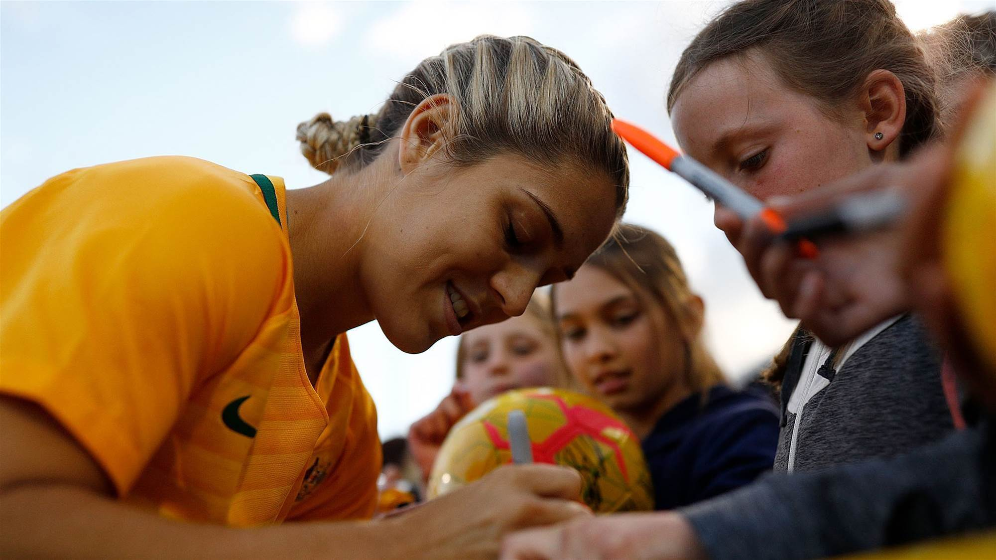 Gorry: World Cup comes at a perfect time