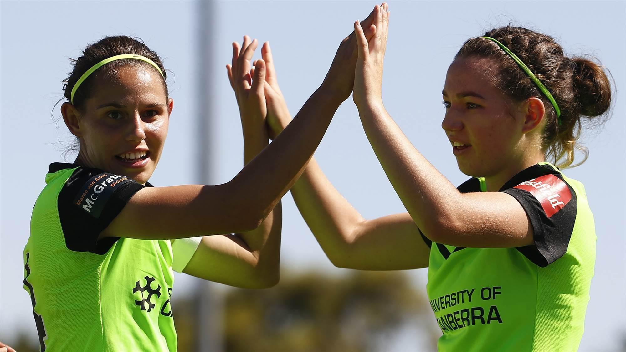 Sykes: Fear the returning Young Matildas