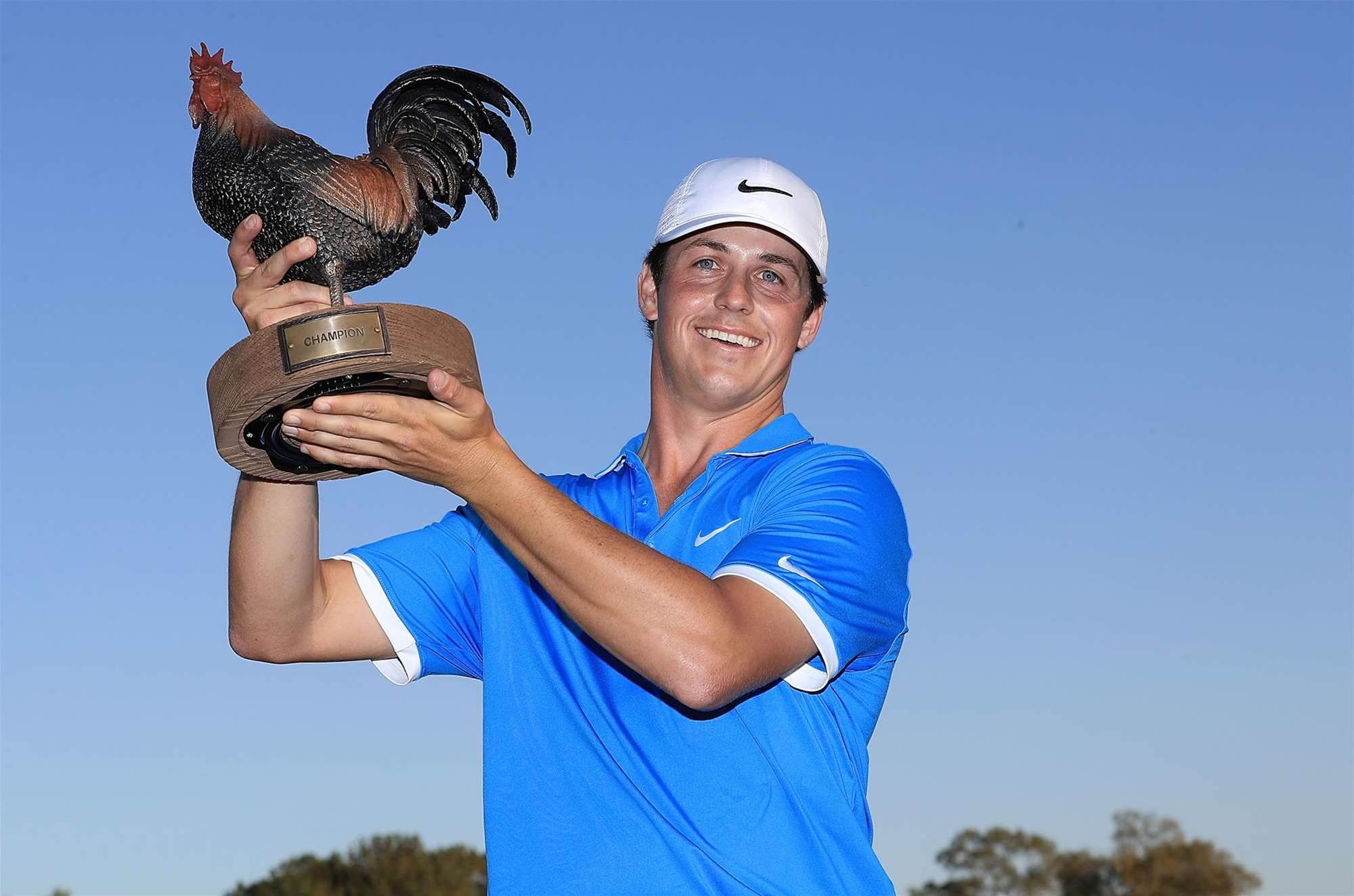 PGA Tour: Gribble ascends from obscurity to champ