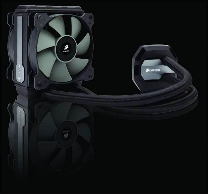 Review: Corsair H80iGT