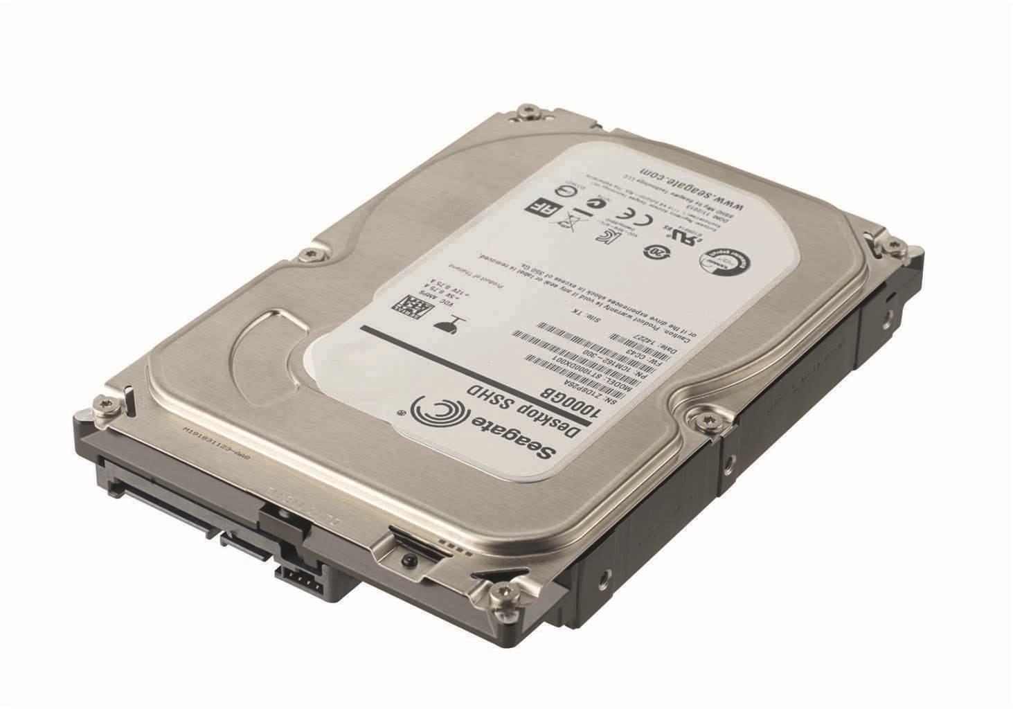 Review: Seagate Desktop SSHD
