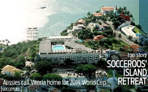Socceroos call Vitoria home for World Cup