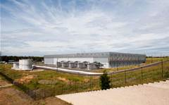 HP opens Sydney data centre