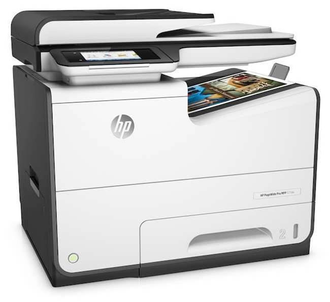HP's speedy new office all-in-one printer reviewed
