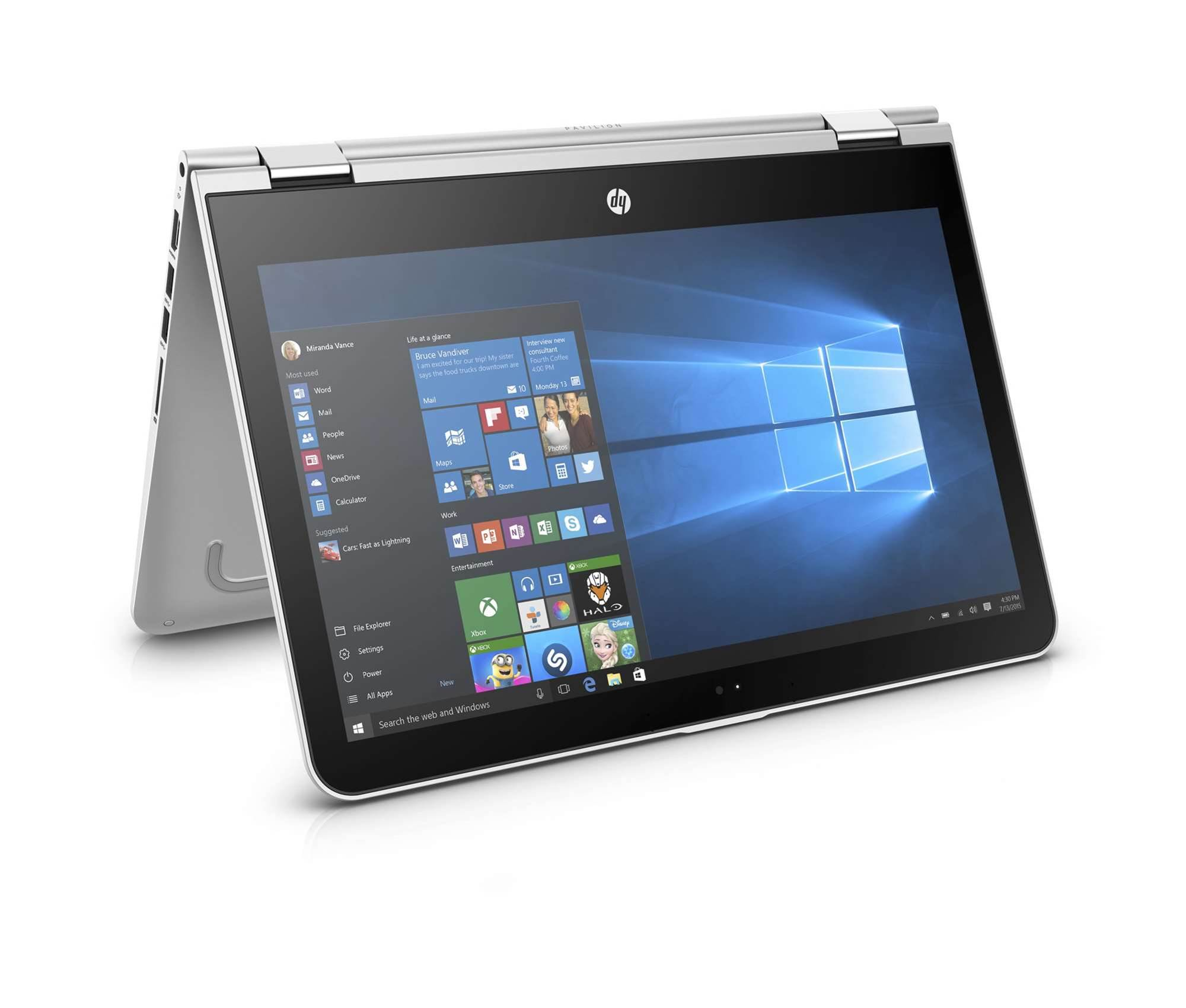 HP lifts the lid (or is that opens the door) on new range of Pavilion PCs
