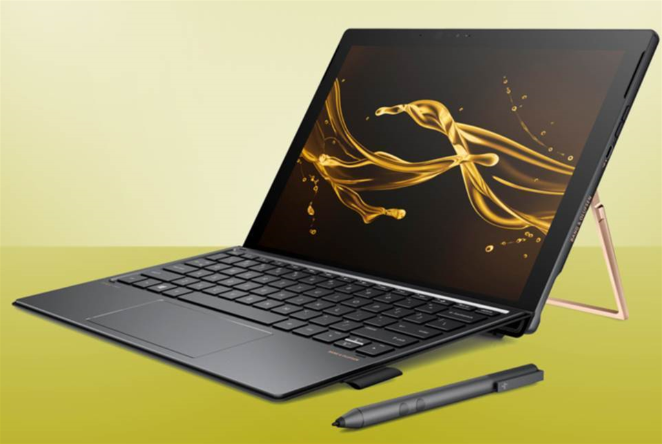 HP's Surface-beating Spectre X2 is a silver stunner