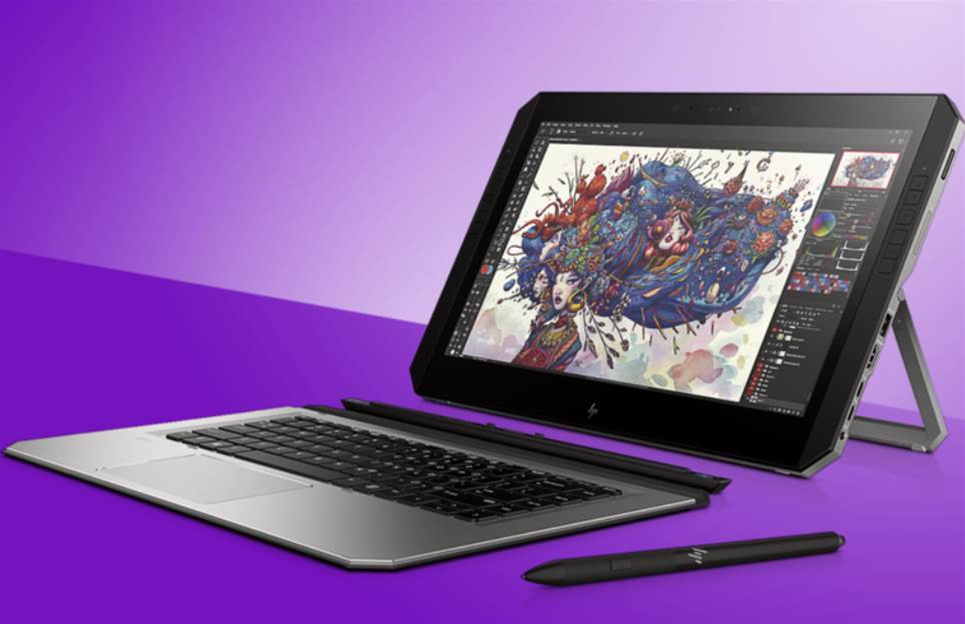 The HP ZBook x2 is a chunky, stupidly powerful tablet for creatives