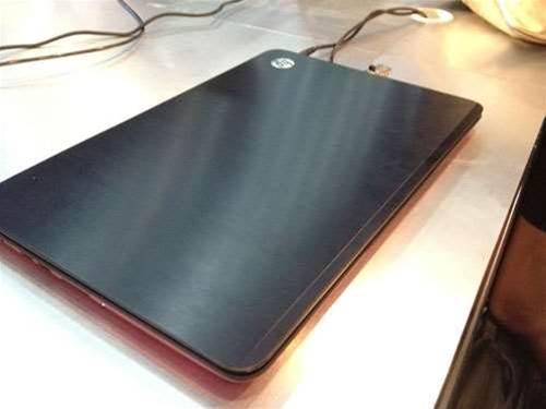 Hands on: HP Envy Sleekbook