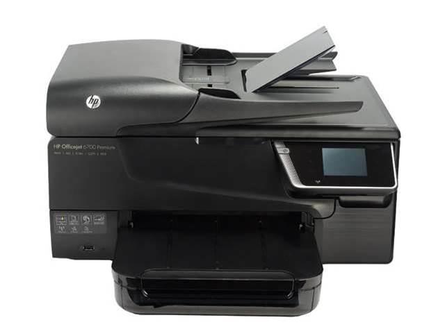 HP's Officejet 6700 Premium inkjet printer reviewed