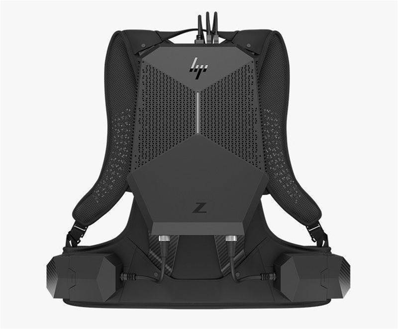 HP releases VR backpack computer