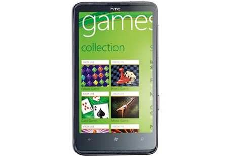 Review: HTC's HD7 with Windows Phone 7