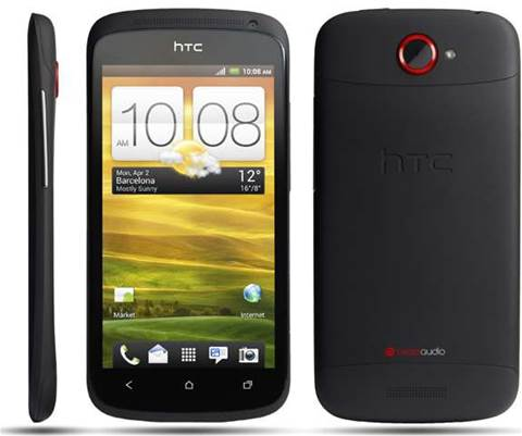 HTC One S hits Aussie shelves