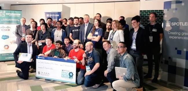 Five winning Internet of Things startups
