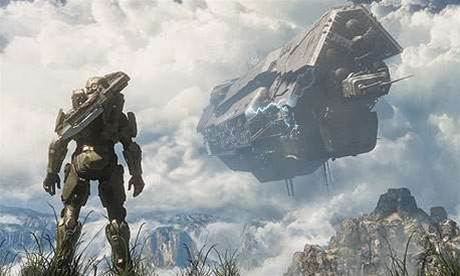 Halo 4 review - the Master Chief is back
