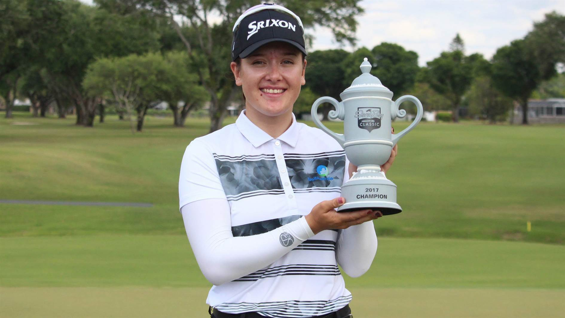 Green grabs first pro victory