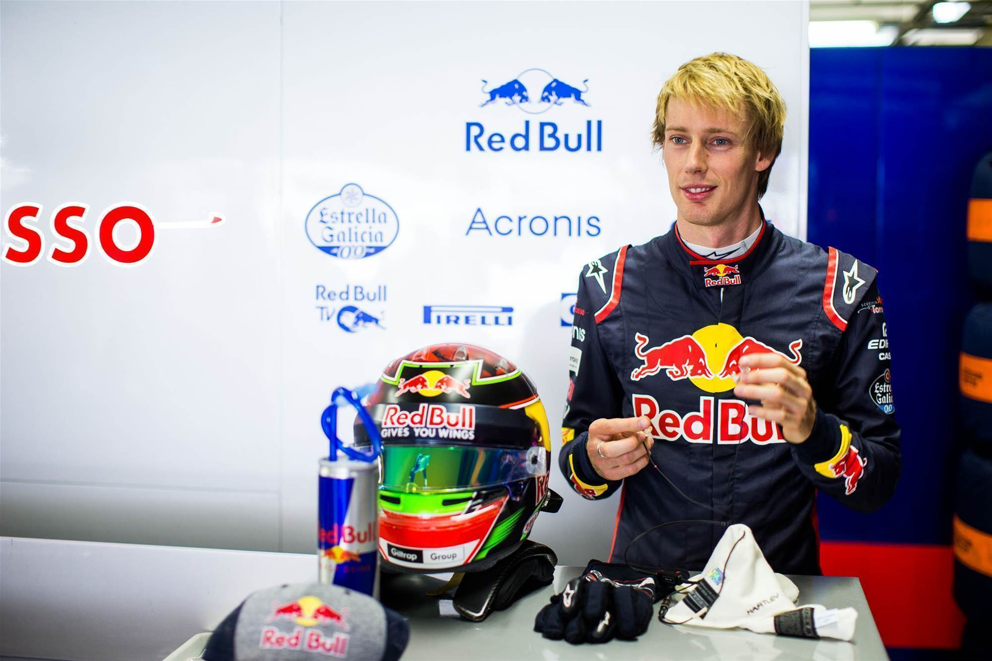 Hartley confirmed for Toro Rosso in 2018