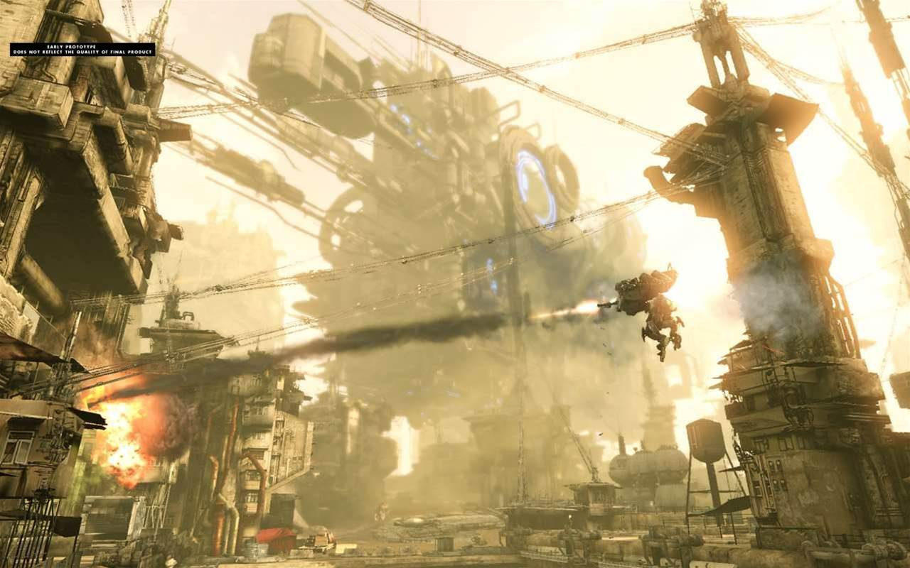 Hawken at E3 - I want to believe