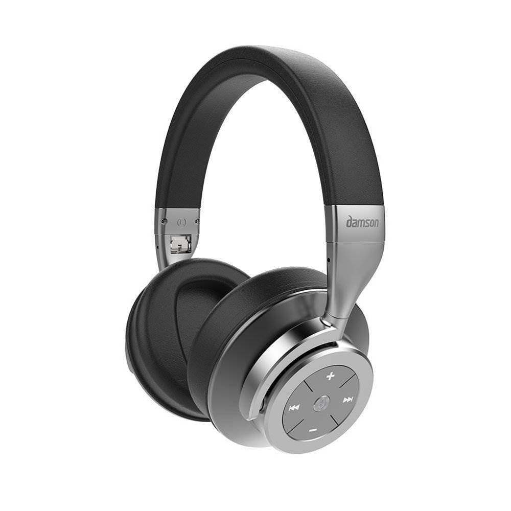 Damson's HeadSpace headphones will make your journey 70% quieter