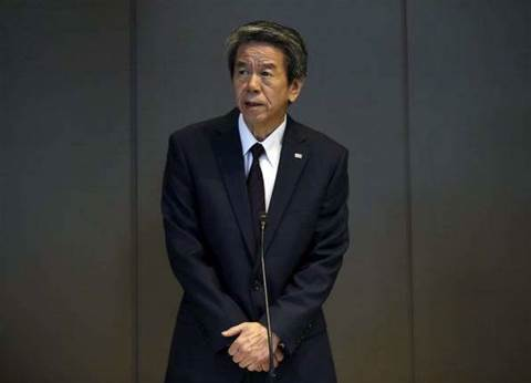 Toshiba CEO resigns in accounting scandal