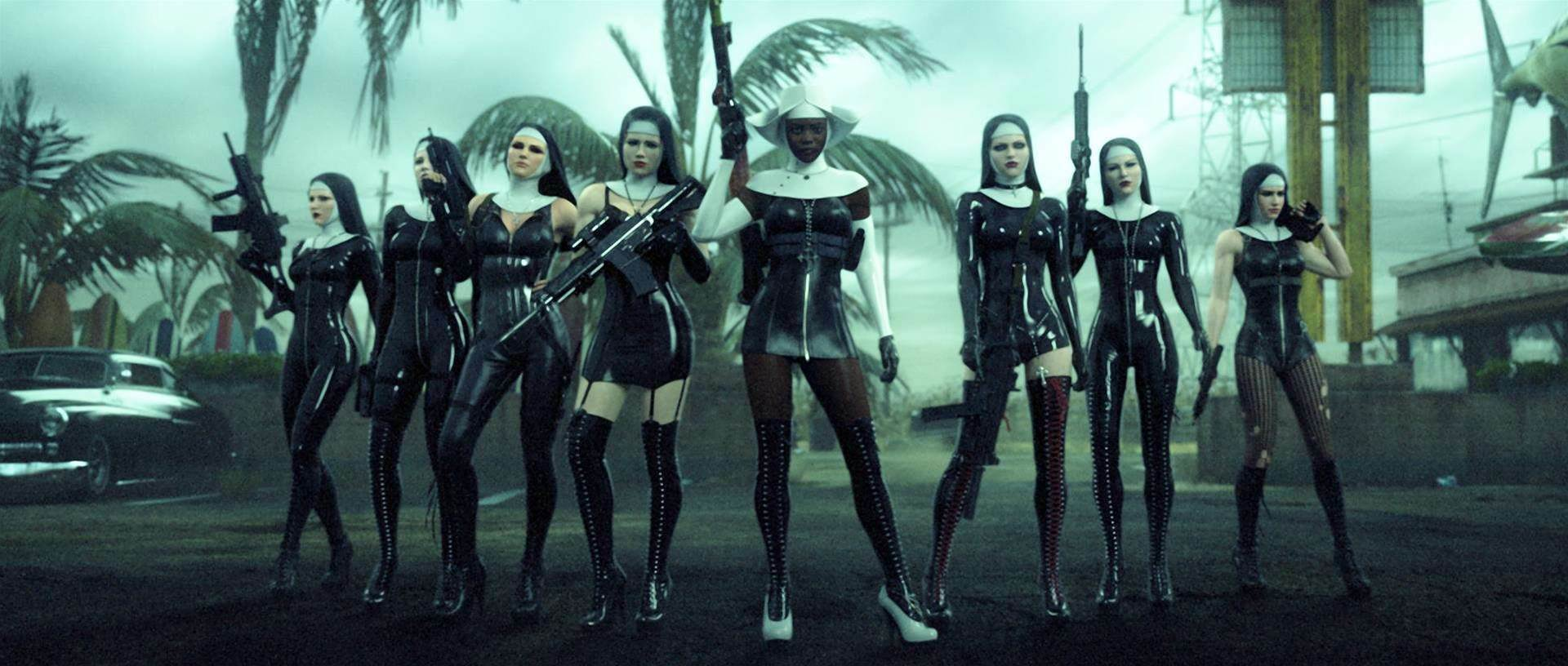 Allow me to retort: Hitman, Tarantino, and sexualisation in games
