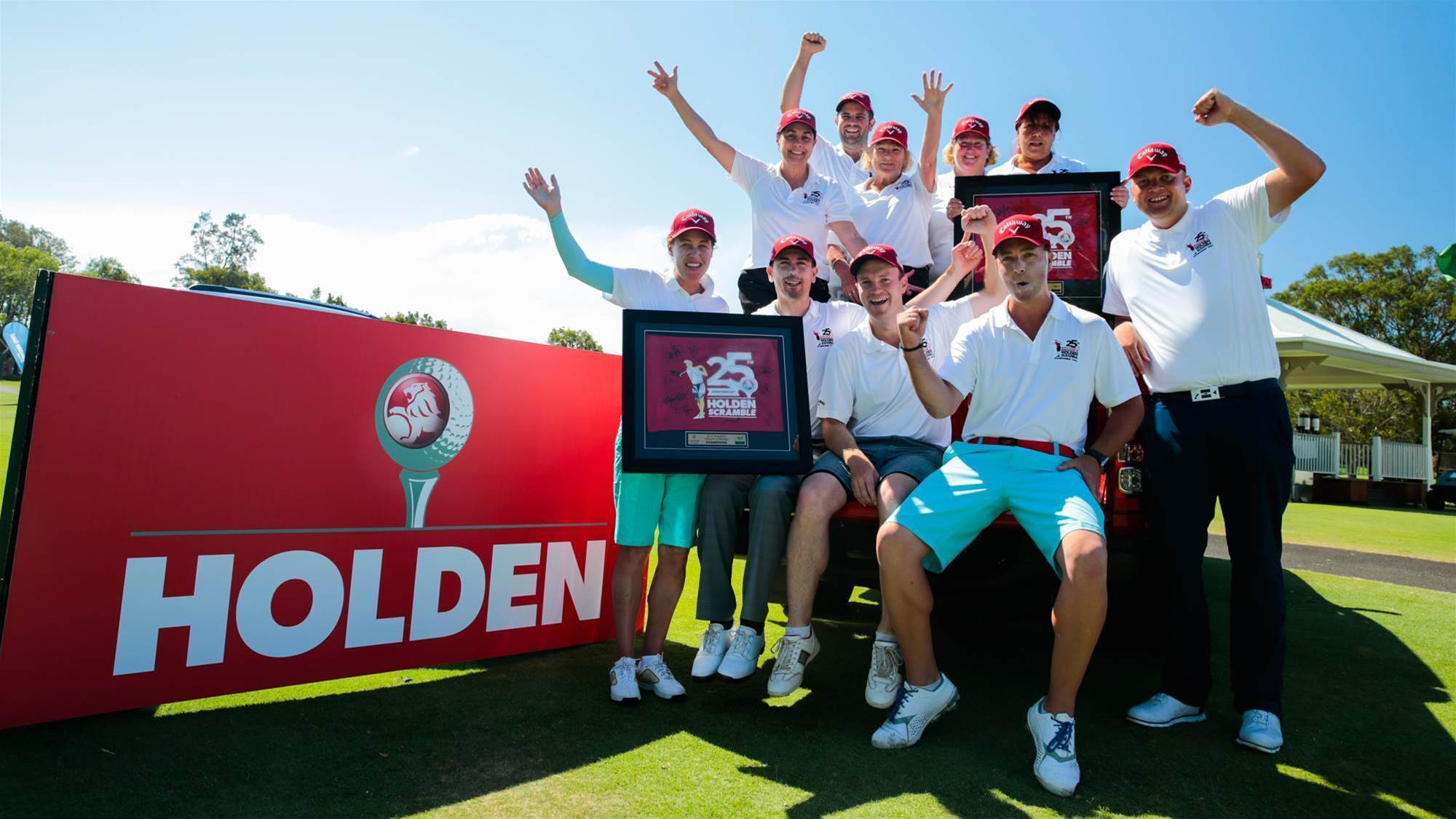 Holden Scramble heating up for another season