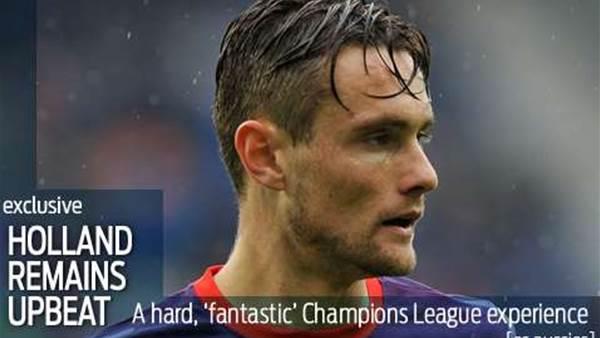 Socceroo's 'fantastic' Champions League journey