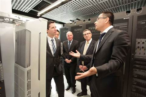Huawei commits to training 100 Aussie students a year