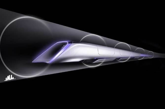 Is Hyperloop the future of ground transport?