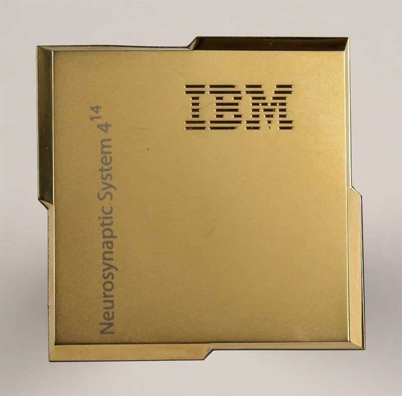 IBM unveils computer chip that emulates human brain