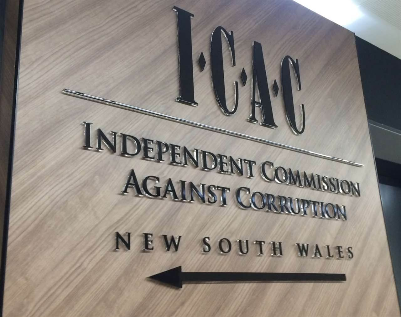 ICAC secures charges for allegedly corrupt TAFE IT manager