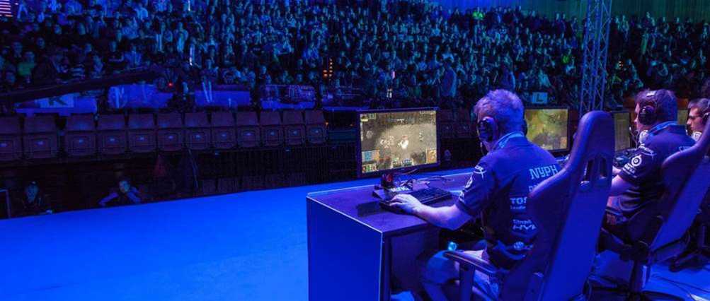 The rise of the pro-player as Australia hosts its richest computer gaming event