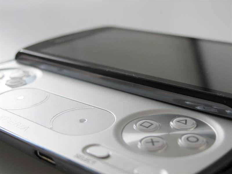 Hands on with the Xperia Play mobile phone