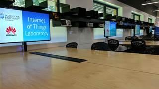 Huawei, JCU launch Australia's first NB-IoT lab