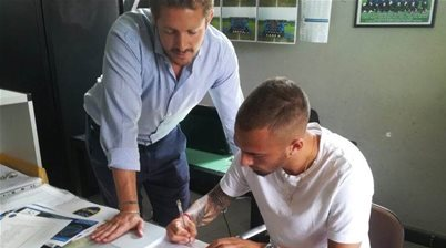 Aussie teenager Piscopo departs Serie A for Renate