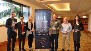 Australian IoT Awards 2017 winners announced