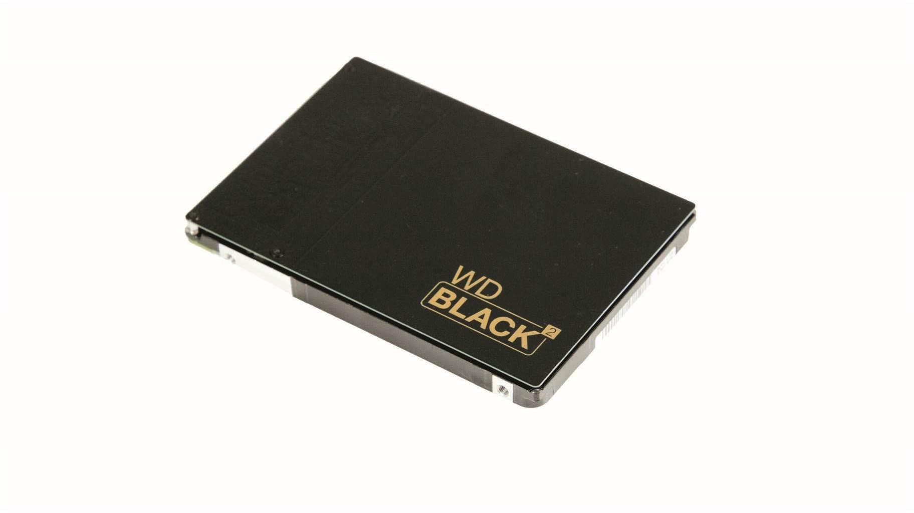 Review: WD Black2 Dual Drive