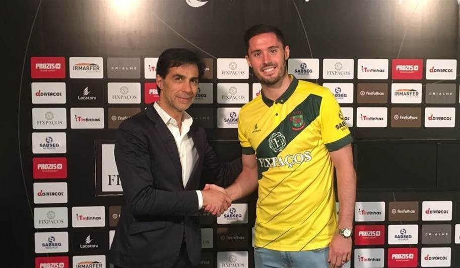 McGowan joins Portuguese club