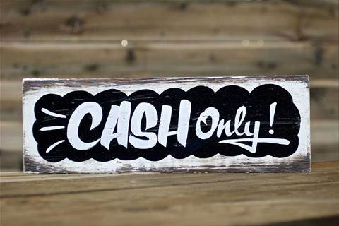 Cash-only businesses becoming a turn-off
