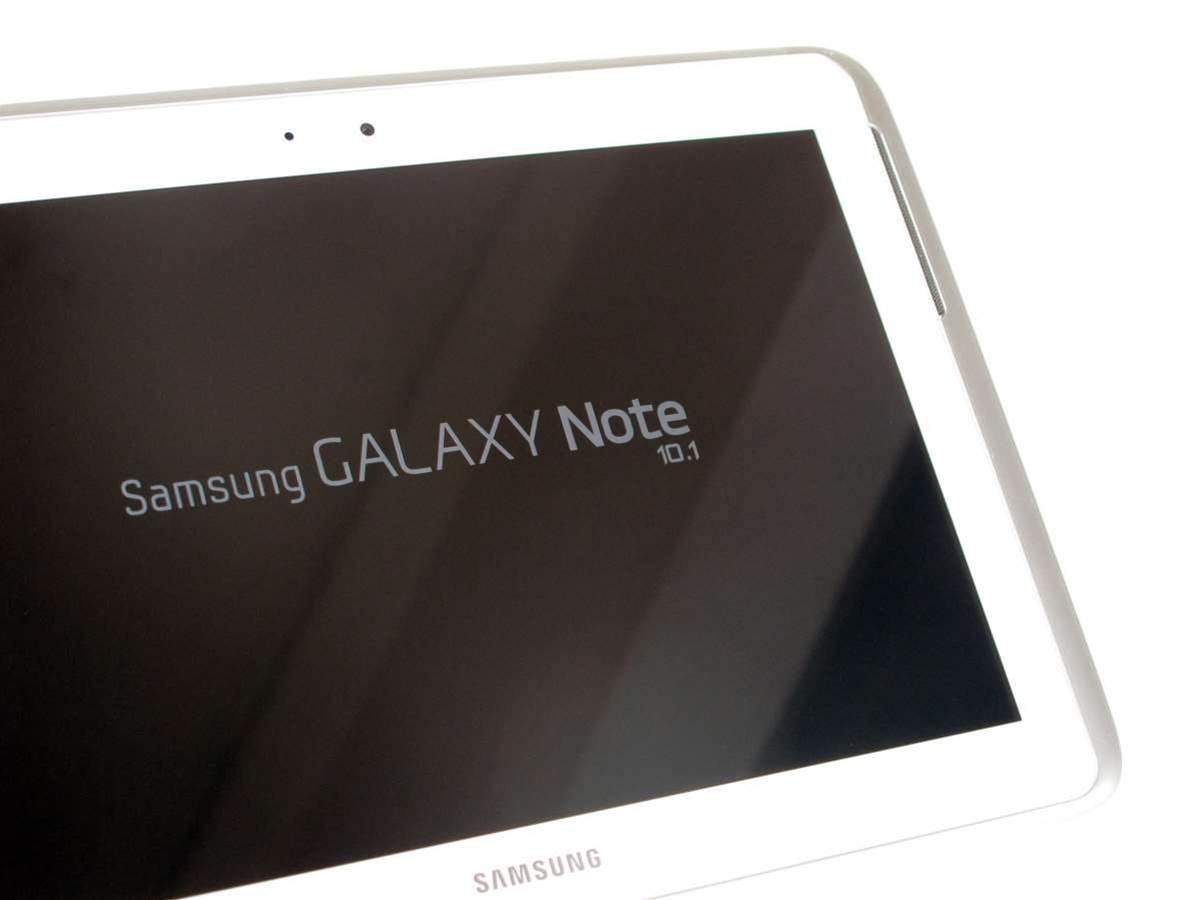 Review: Samsung Galaxy Note 10.1