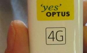 Photos: Optus 4G products showcase