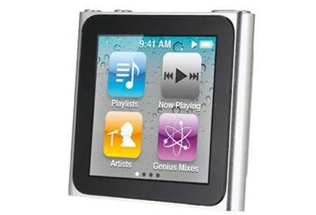The Apple iPod Nano (6th Gen) reviewed