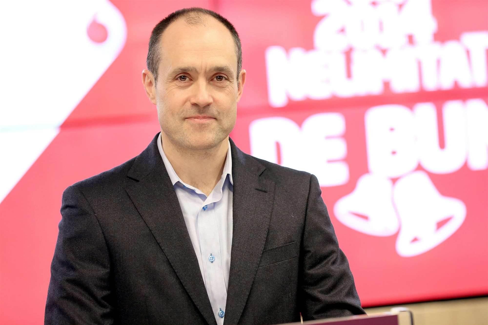 Vodafone CEO admits negative perceptions linger