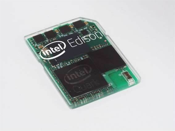 Intel's Edison PC will be the size of a coat button by 2016
