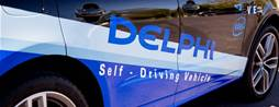 Delphi joins Intel's autonomous vehicle effort