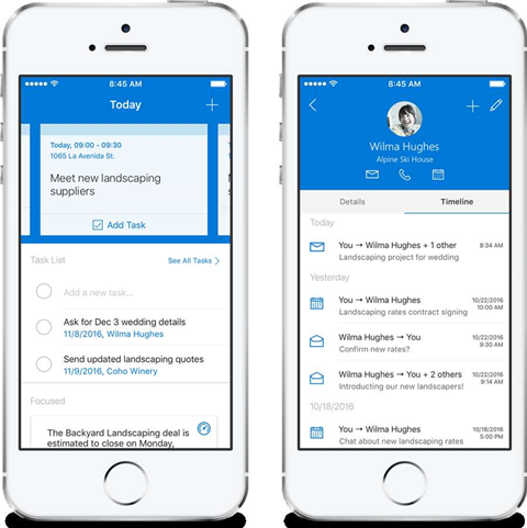 Microsoft adds basic CRM to Office 365