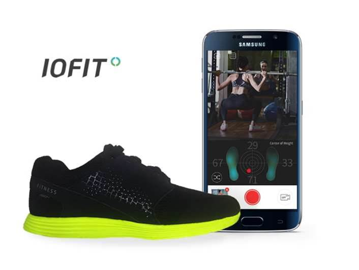 New smart shoe brings balance to exerted force